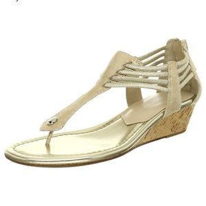 Donald Pliner Dyna Wedges Sandals 7.5